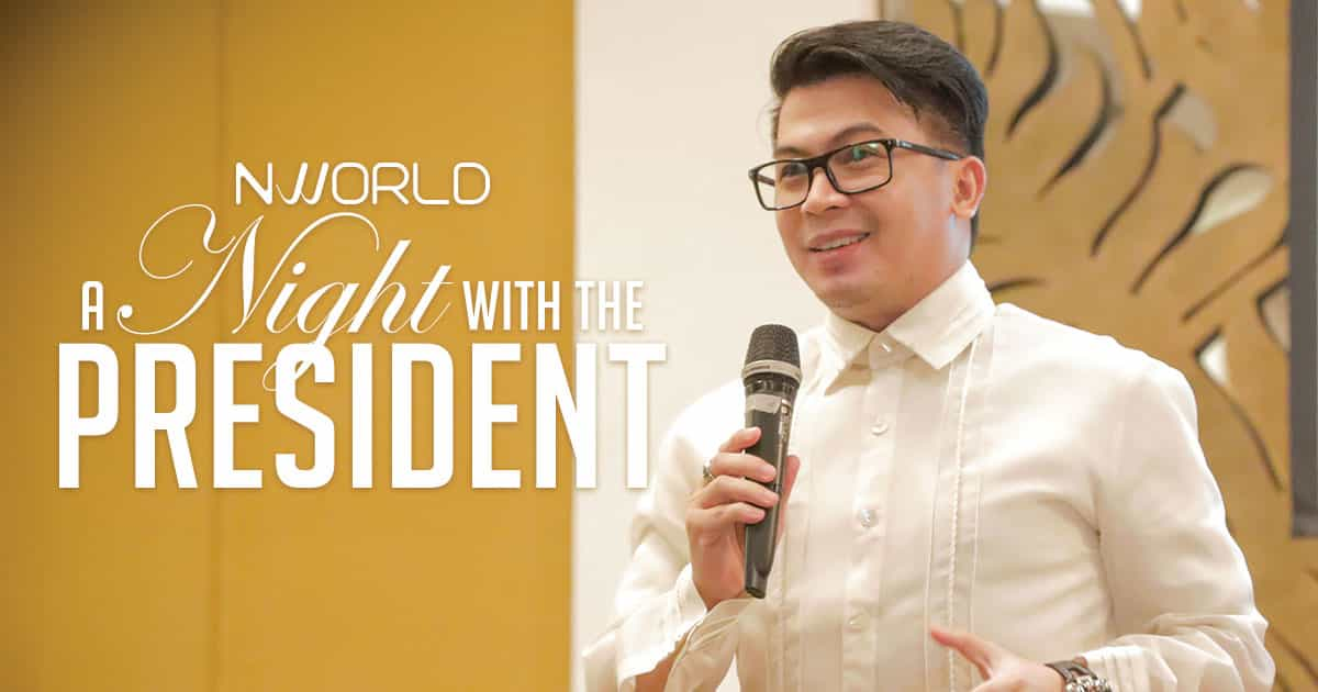 NWORLD A NIGHT WITH THE PRESIDENT: JANUARY 19, 2017