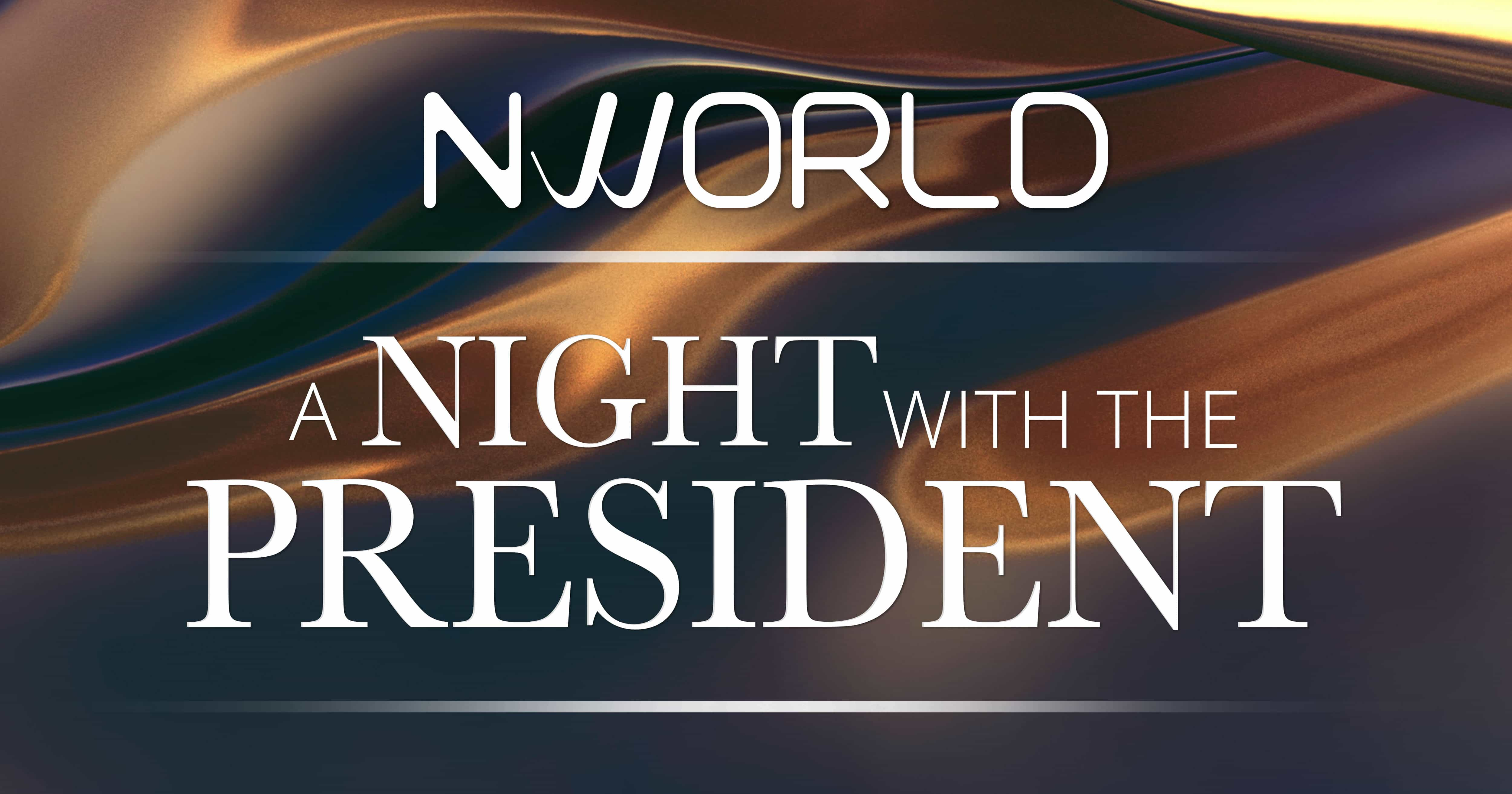 A Night with the President: Recognizing the Best of the Best