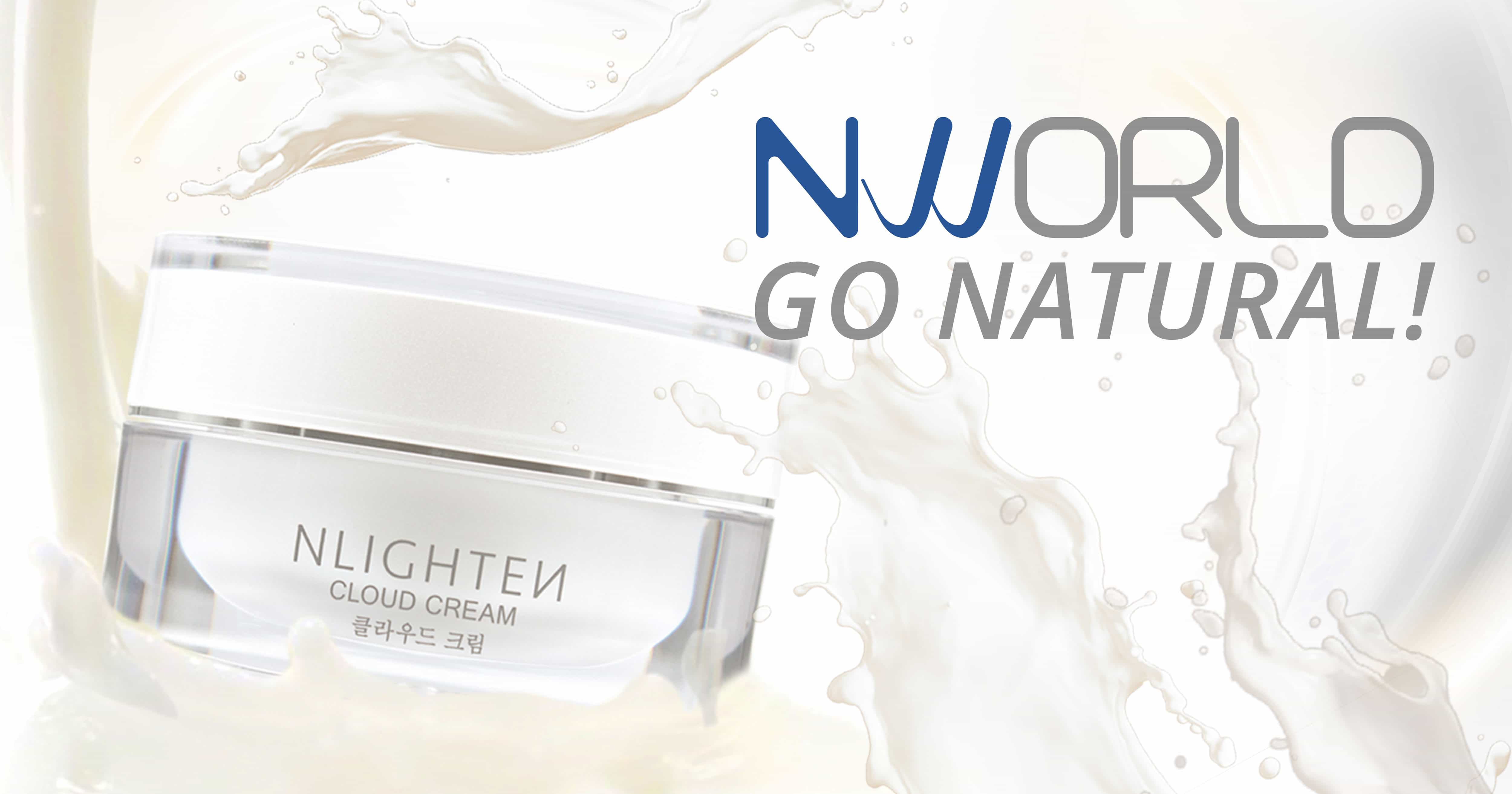 Go Natural! NLIGHTEN Cloud Cream