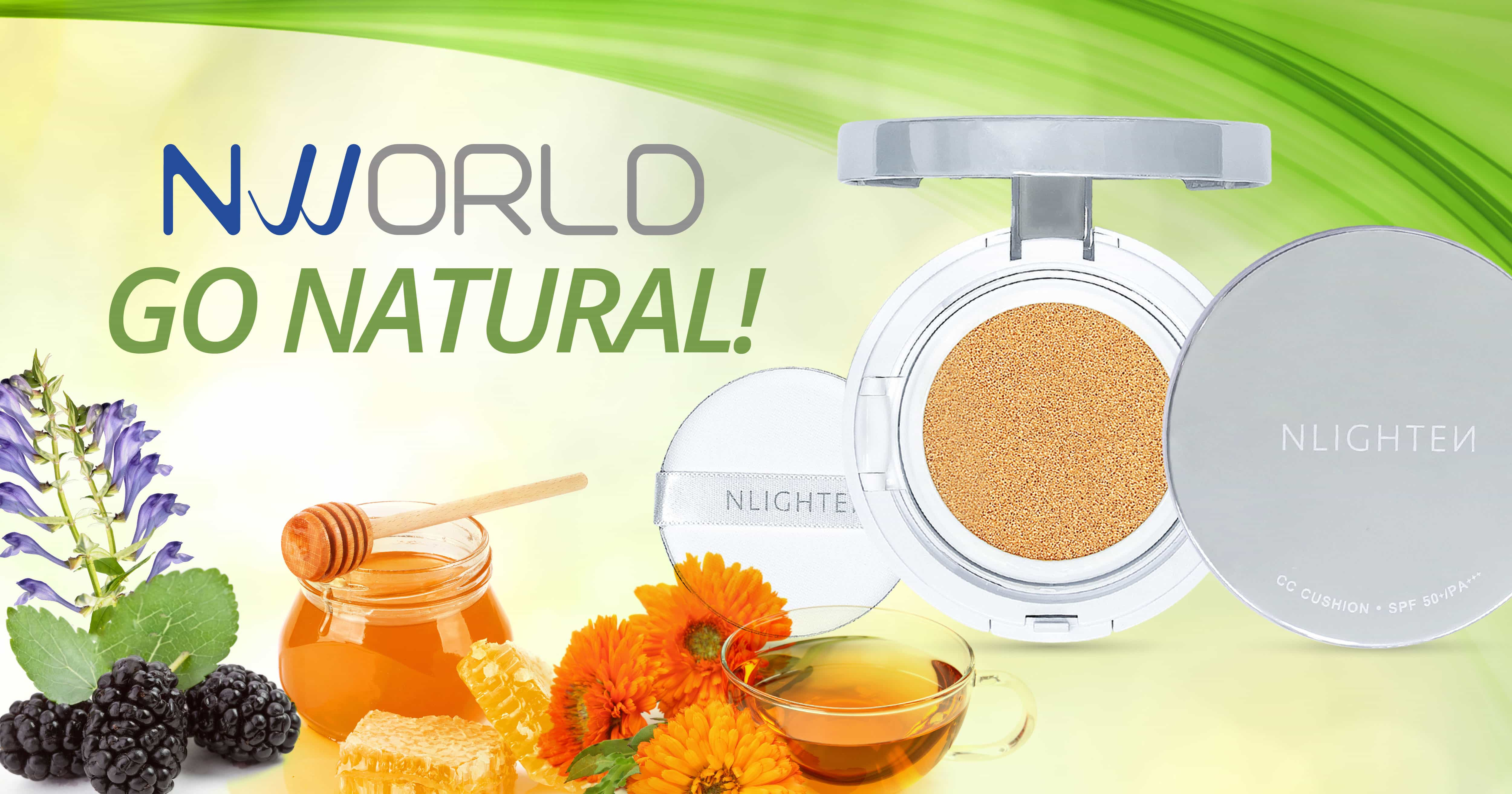 Go Natural! Nlighten CC Cushion