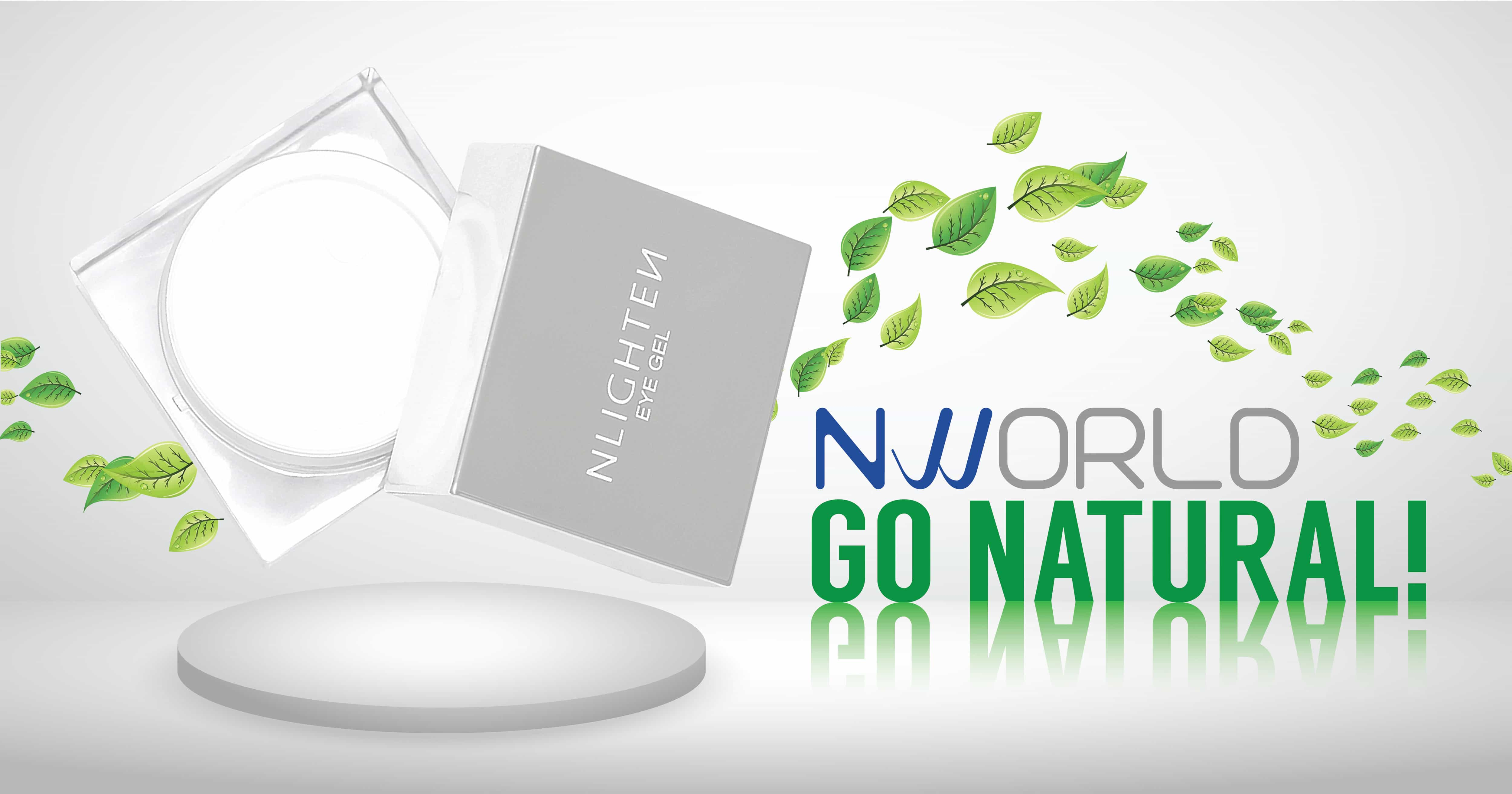 Go Natural! Nlighten Eye Gel