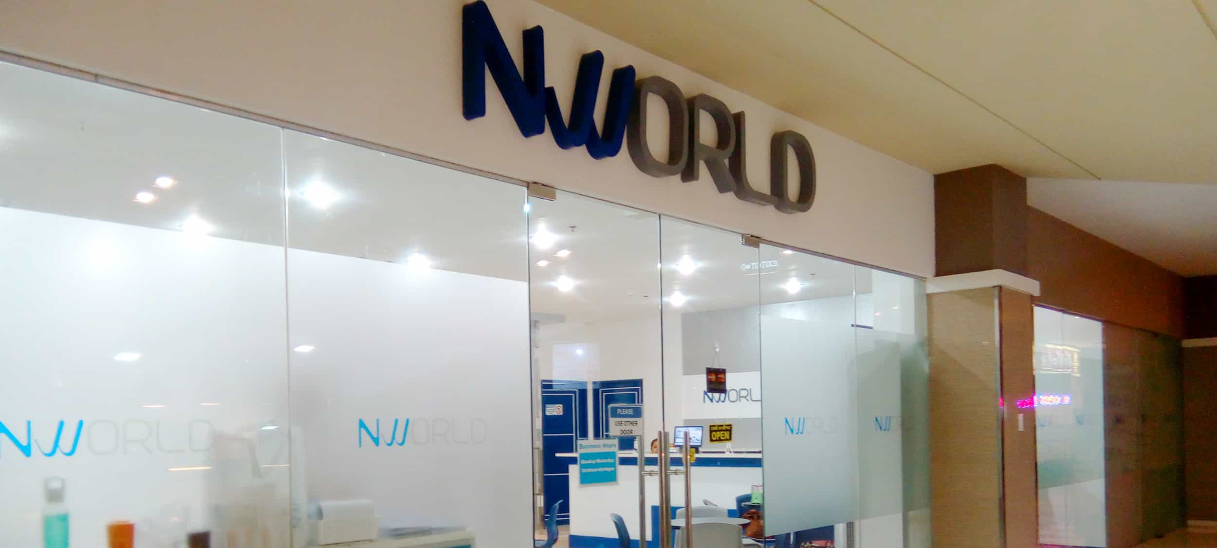 NWORLD Bacolod Branch