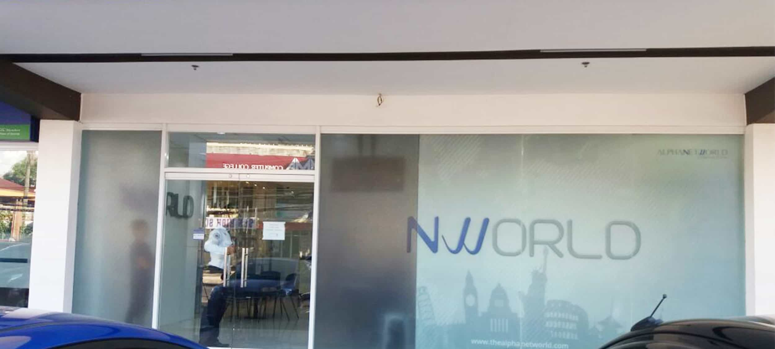NWORLD Naga Branch