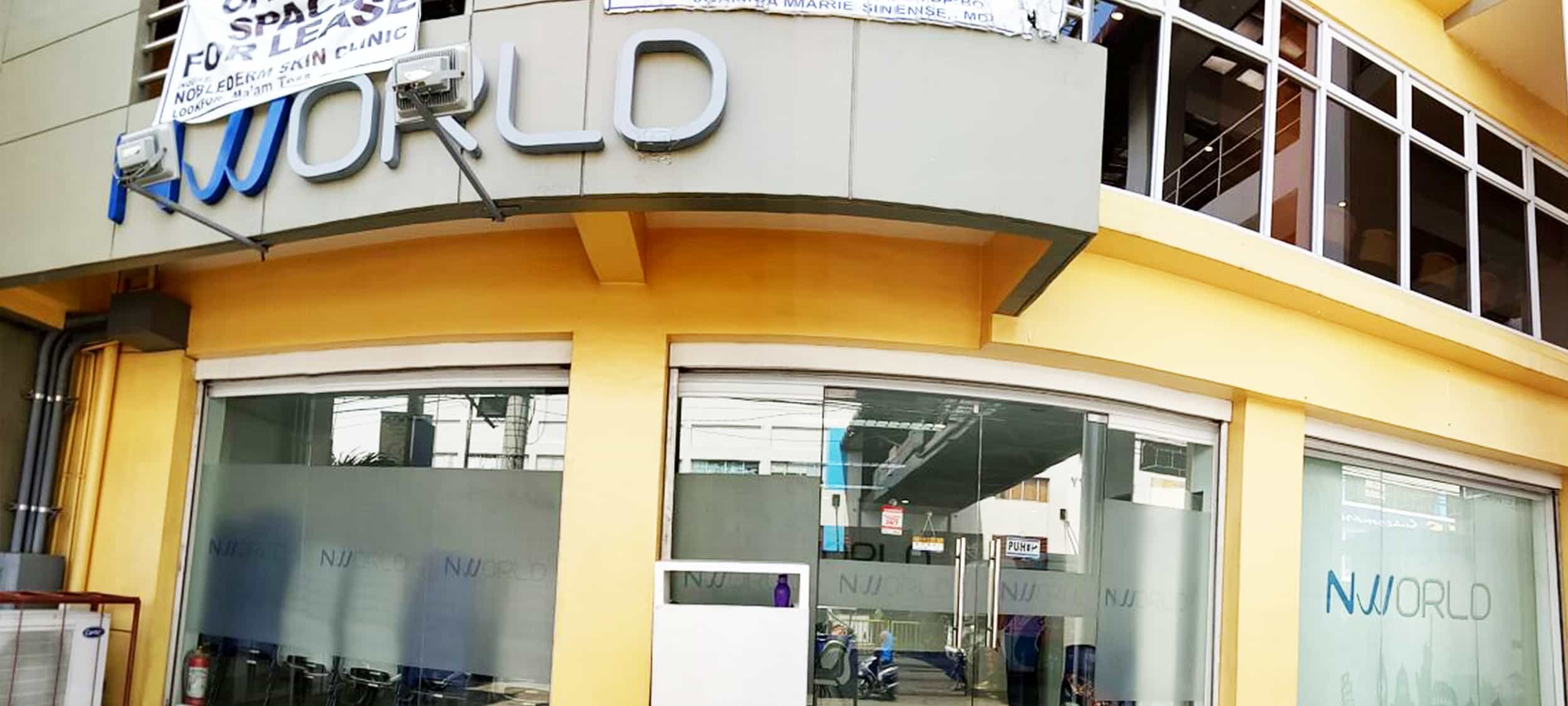 NWORLD Urdaneta Branch