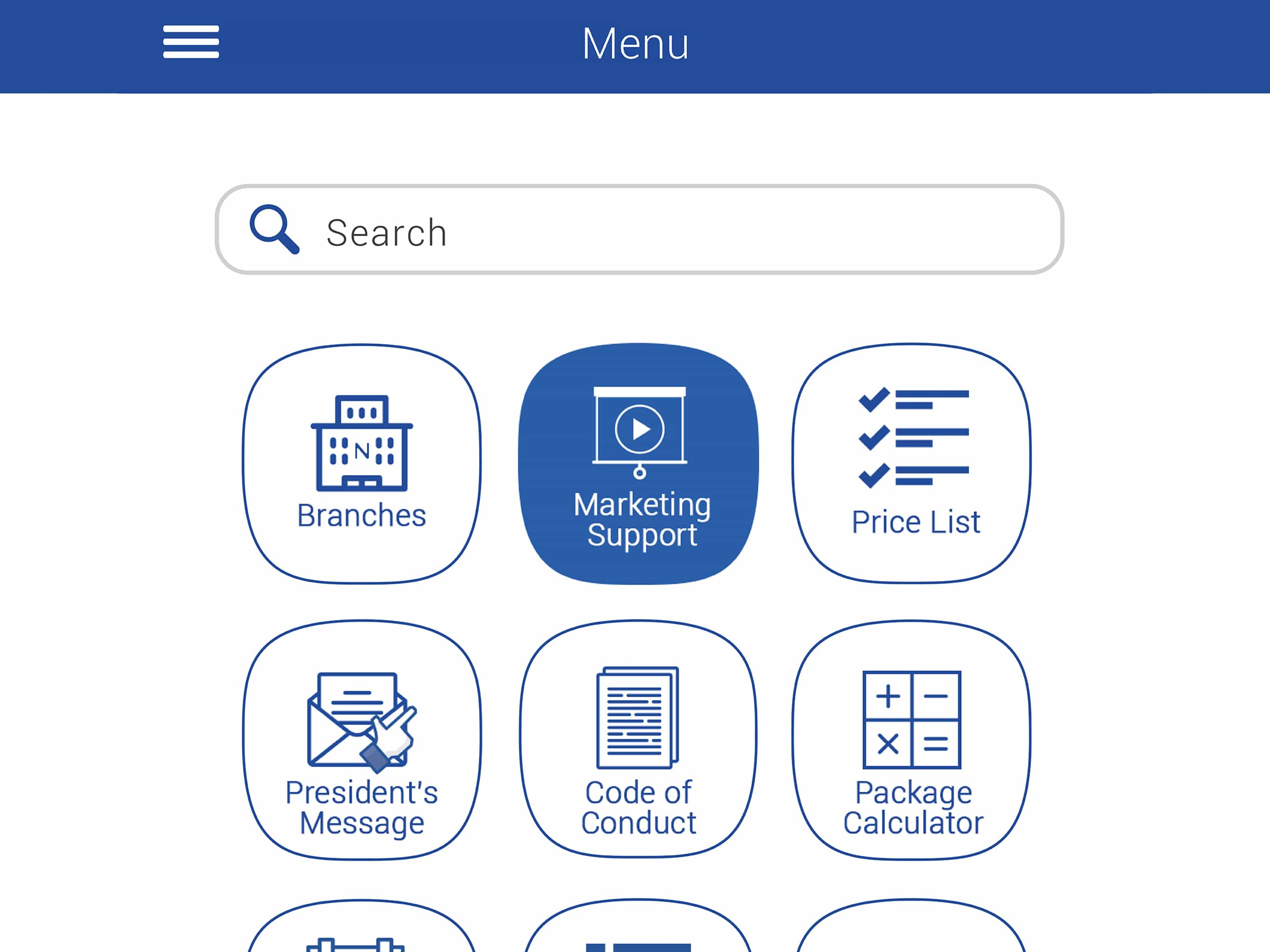 NWORLD Mobile Application