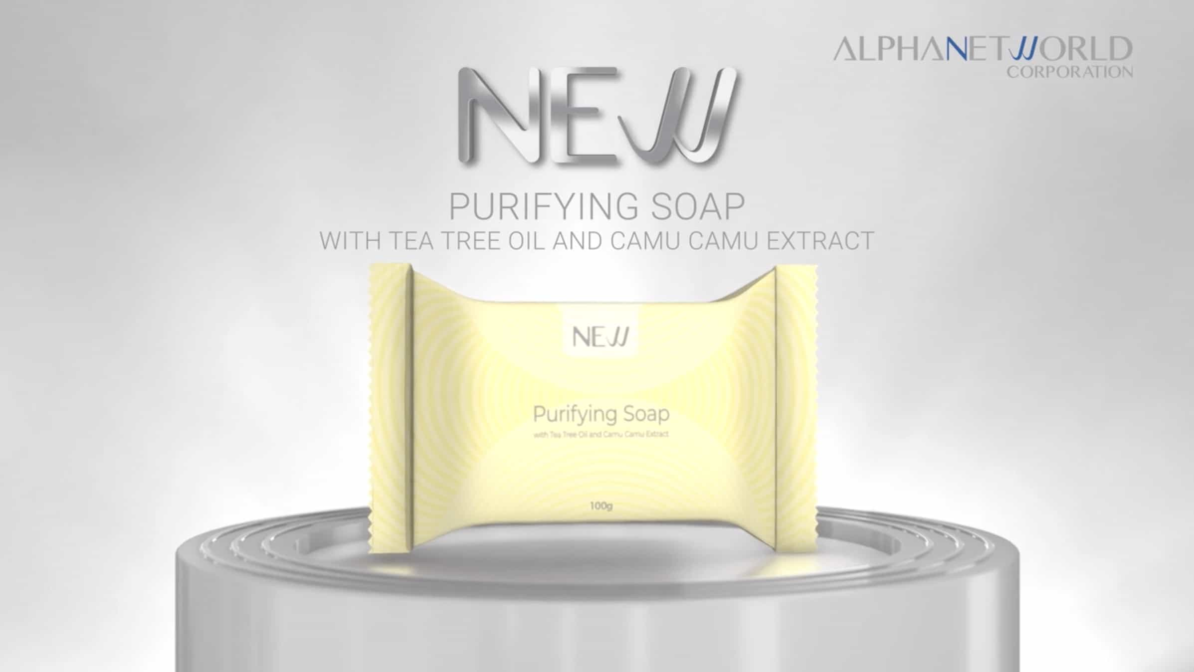 NEW Purifying Soap